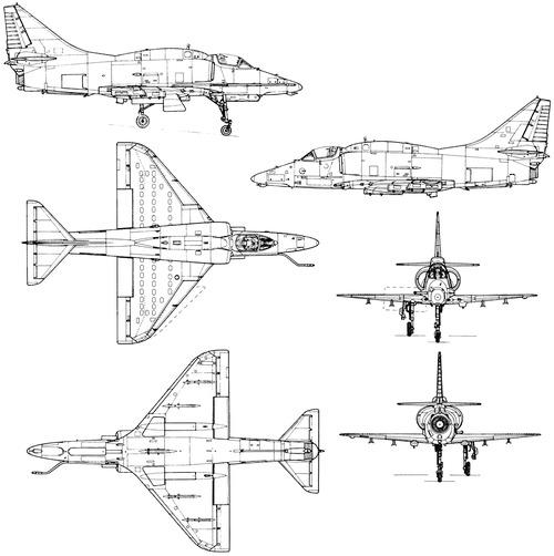 McDonnell Douglas A-4M Skyhawk II