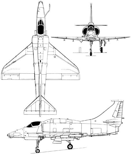 McDonnell Douglas A-4N Skyhawk II