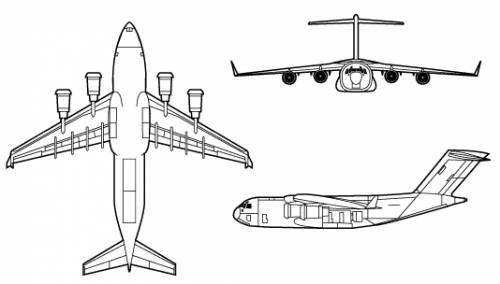 McDonnell Douglas C-17A Globemaster