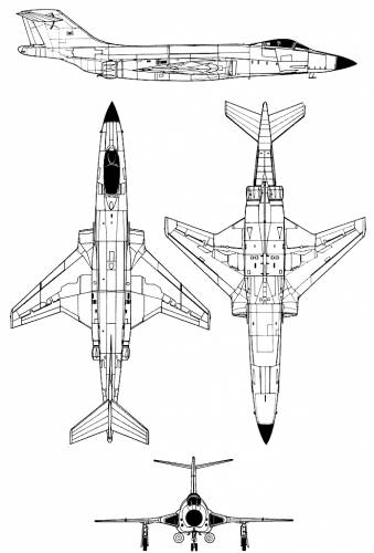 McDonnell Douglas F-101 Voodoo