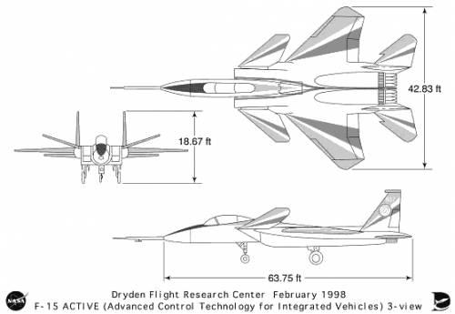 McDonnell Douglas F-15 Active