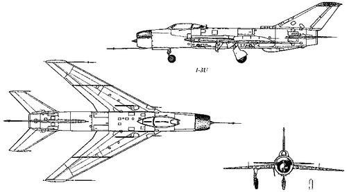 Mikoyan-Gurevich I-3U