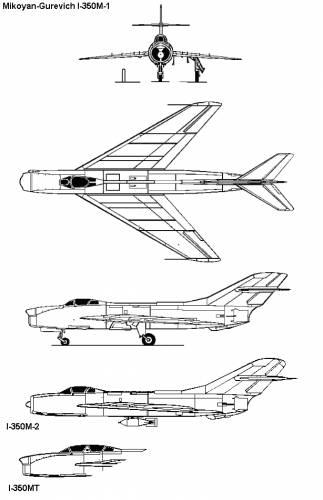 Mikoyan-Gurevich L-350M