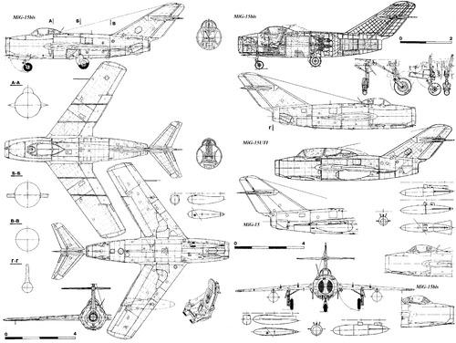 Mikoyan-Gurevich MiG-15 Fagot [7]