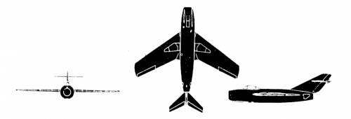 Mikoyan-Gurevich MiG-15 Falcon
