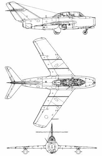 Mikoyan-Gurevich MiG-15 UTI