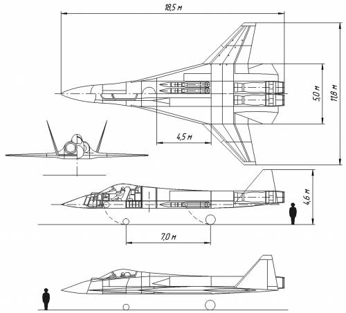 Mikoyan-Gurevich MiG 1.27 (project)