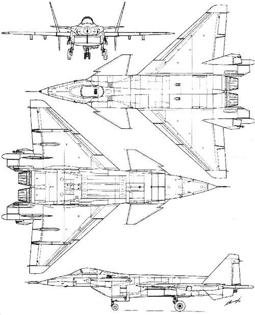 Mikoyan-Gurevich MiG-1.44