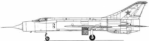 Mikoyan-Gurevich MiG E-150