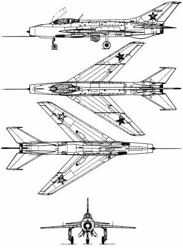 Mikoyan-Gurevich MiG E-2A