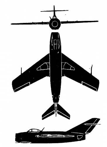 Mikoyan-Gurevich MiG Fagot