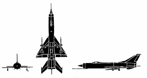 Mikoyan-Gurevich MiG Flipper