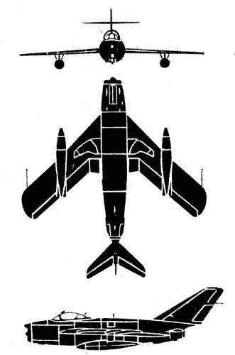 Mikoyan-Gurevich MiG Fresco