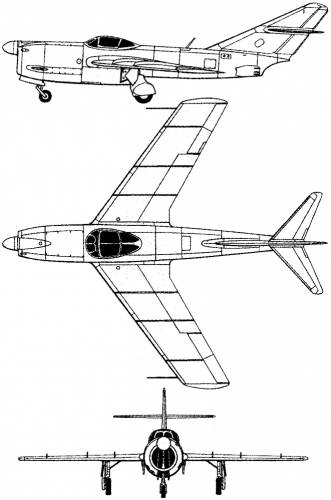 Mikoyan-Gurevich MiG I-320