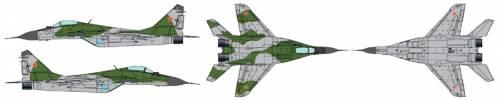 Mikoyan & Gurevicj MiG-29A Fulcrum