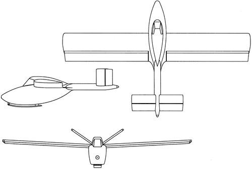 A-17 Glider