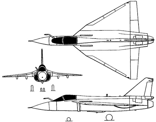 ADA LCA (Aeronautical Development Agency Light Combat Aircraft)