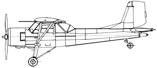 Aero L-60S Brigadyr