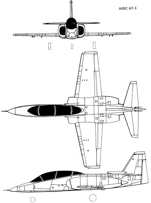AIDC AT-3 Tzu Chung
