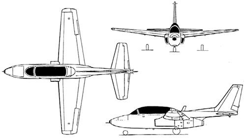 AJI T-610 Super Pinto