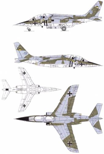 AMD-BA-Dornier Alpha Jet A