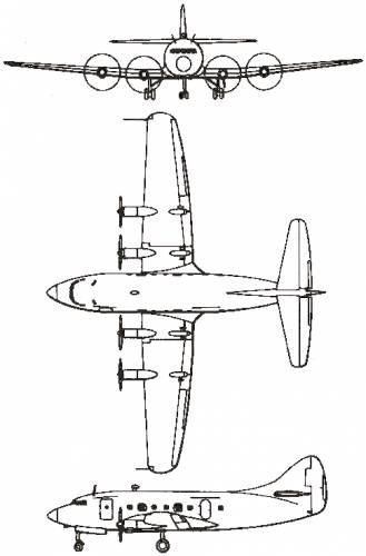 Armstrong Whitworth A.W.55 Apollo (England) (1949)