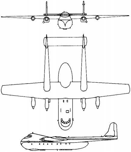 Armstrong Whitworth A.W.650 Argosy (England) (1959)