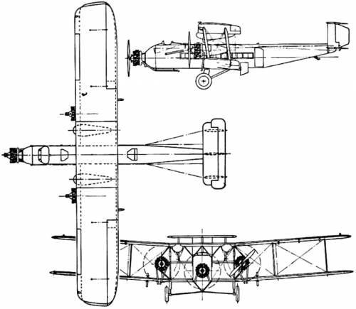 Armstrong Whitworth Argosy (England) (1926)