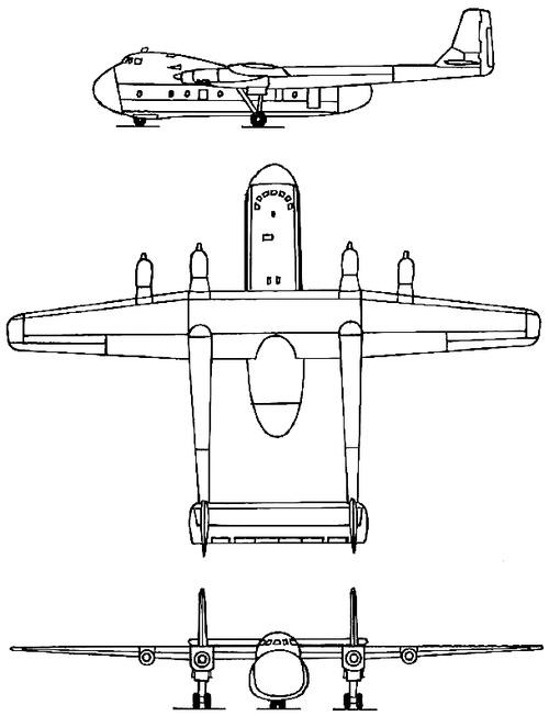 Armstrong-Whitworth AW.650 Argosy