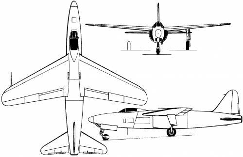 Arsenal VG 90 (France) (1949)