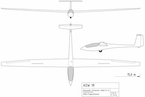 ASW 19 B
