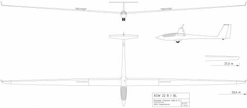 ASW 22 BL