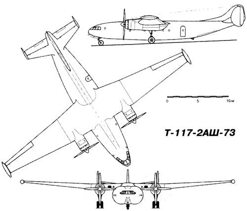 Bartini T-117