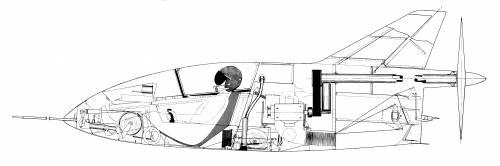 BD-5B Interior