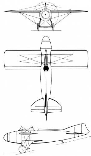 Bechereau SB-3 ter