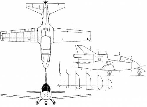 Bede BD-5J