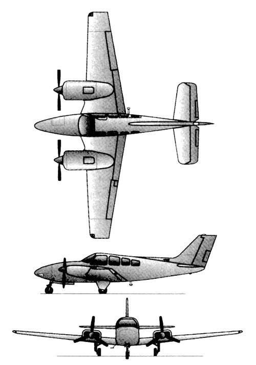 Beech Baron 58