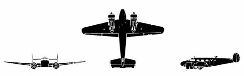 Beech C 45 Expeditor
