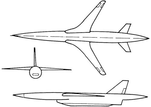 Beech Firebee II