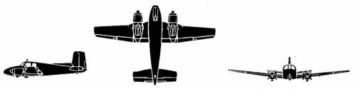 Beech L 23 Seminole