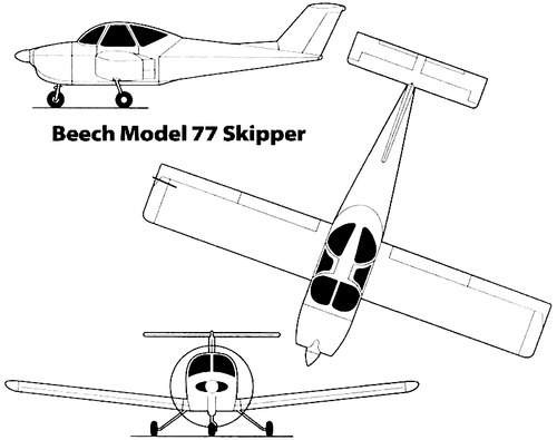 Beech Model 77 Skipper