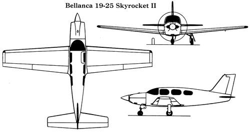 Bellanca 19-25 Skyrocket II