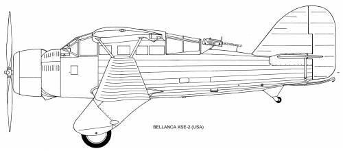 Bellanca XSE-2 side view