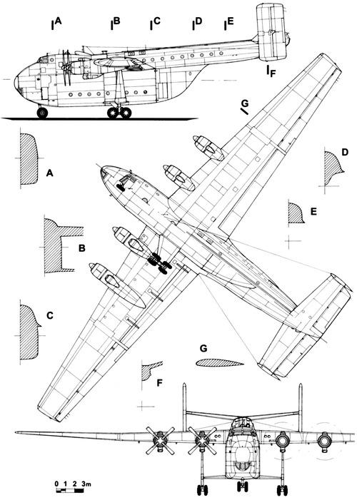 Blackburn B-101 Beverley