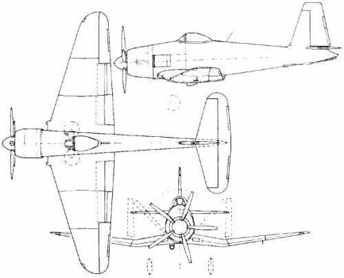 Blackburn B-48 Firecrest (England) (1947)