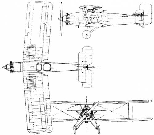 Blackburn B.T.1 Beagle (England) (1928)