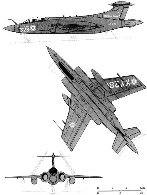 Blackburn Buccaneer S Mk.2