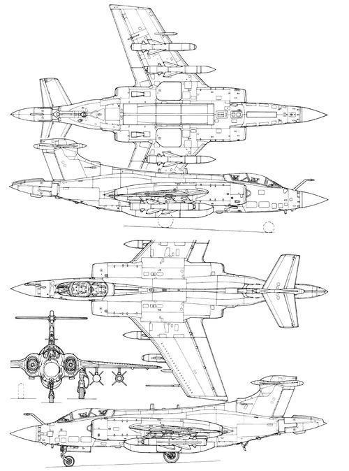 Blackburn Buccaneer S Mk.2B