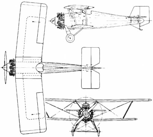Blackburn F.1 Turcock (England) (1927)
