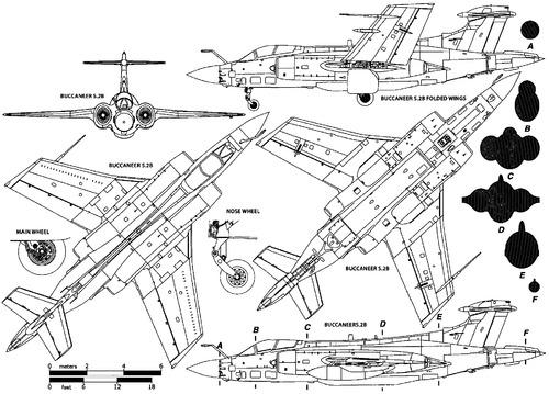 Blackburn - Hawker Siddeley Buccaneer SB.2